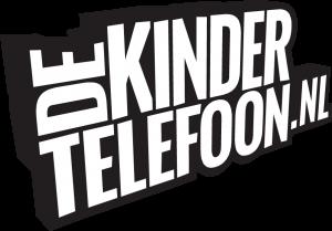 Het logo van de Kindertelefoon