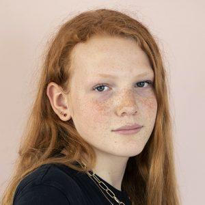 Portret van Emma